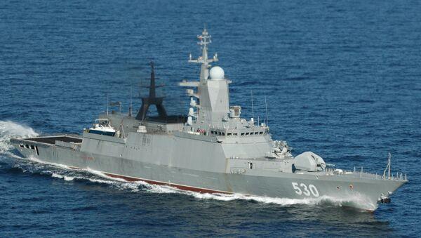Tàu Steregushchiy - Sputnik Việt Nam
