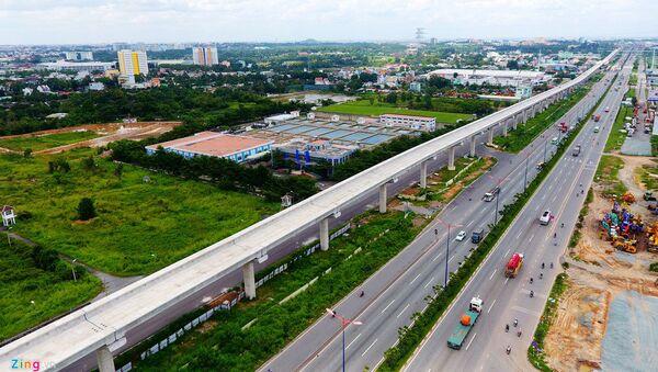 Trung ương đã cấp phát đủ số tiền dự toán ban đầu của dự án án metro Bến Thành - Suối Tiên - Sputnik Việt Nam