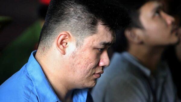 Bị cáo Nguyễn Tấn Tài bị đề nghị mức án tử hình - Sputnik Việt Nam