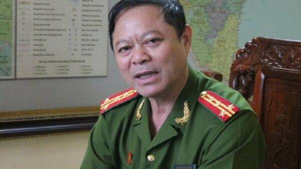 Đại tá Nguyễn Chí Phương - Sputnik Việt Nam