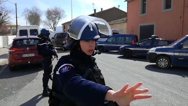 Cảnh sát - Sputnik Việt Nam