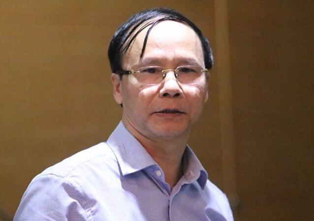 Ông Nguyễn Hoài Nam, Trưởng ban Pháp chế HĐND TP.Hà Nội