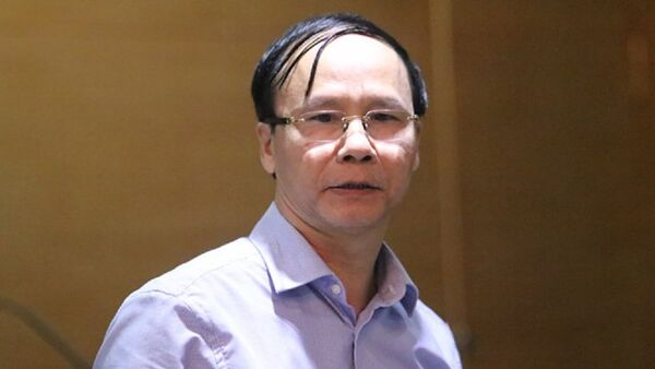 Ông Nguyễn Hoài Nam, Trưởng ban Pháp chế HĐND TP.Hà Nội - Sputnik Việt Nam