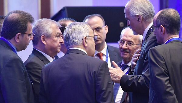 Сuộc đàm phán Syria ở Astana - Sputnik Việt Nam