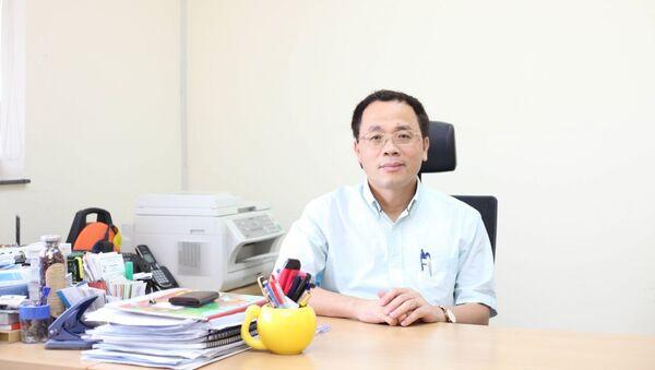 GS.TS. Tạ Thành Văn- Hiệu trưởng Trường Đại học Y Hà Nội, Giám đốc Trung tâm Gen –Protein - Sputnik Việt Nam