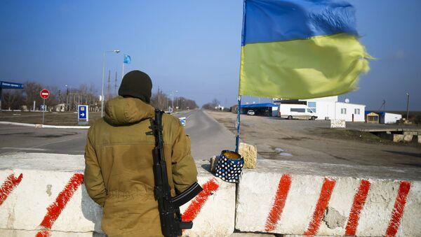 Biên giới giữa Nga và Ukraina - Sputnik Việt Nam
