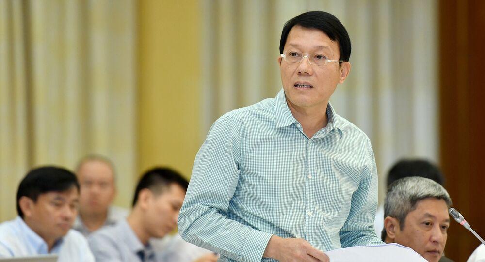 Chánh Văn phòng Bộ Công an Lương Tam Quang