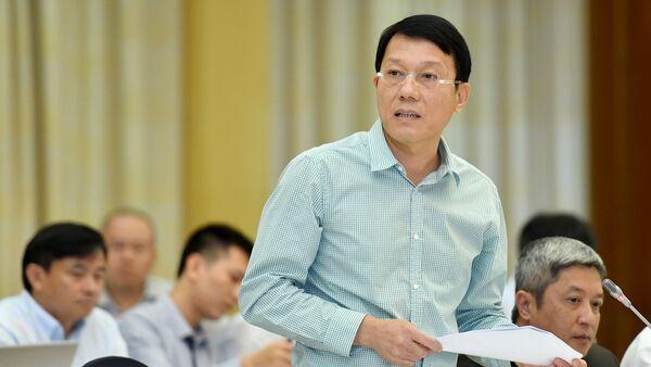 Chánh Văn phòng Bộ Công an Lương Tam Quang - Sputnik Việt Nam