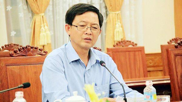 Chủ tịch UBND tỉnh Bình Định Hồ Quốc Dũng - Sputnik Việt Nam
