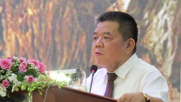 Nguyên Chủ tịch Ngân hàng Đầu tư và Phát triển Việt Nam BIDV Trần Bắc Hà. - Sputnik Việt Nam