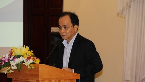 Ông Lê Mạnh Hà - Sputnik Việt Nam