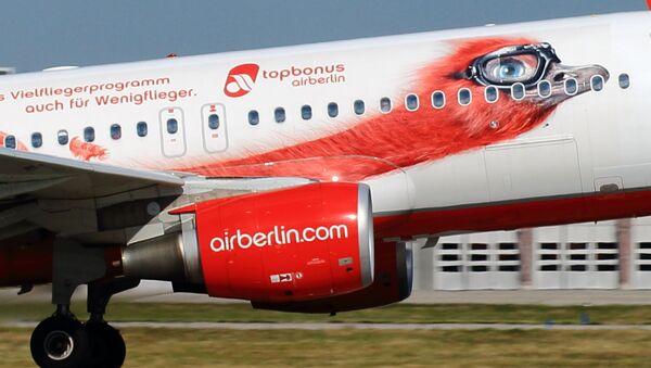 Борт D-ABFO авиакомпании Air Berlin - Sputnik Việt Nam