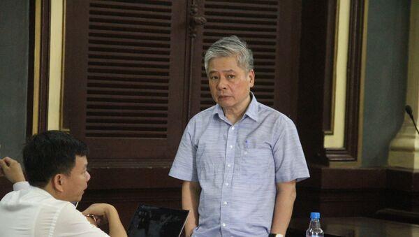 Bị cáo Đặng Thanh Bình - Sputnik Việt Nam