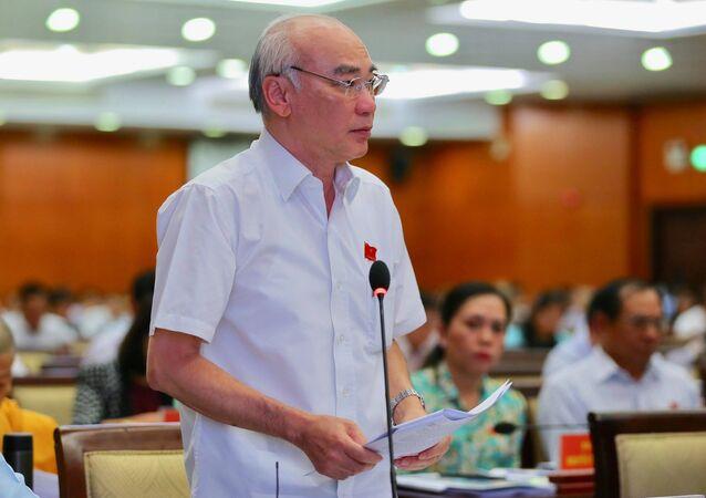 Ông Phan Nguyễn Như Khuê