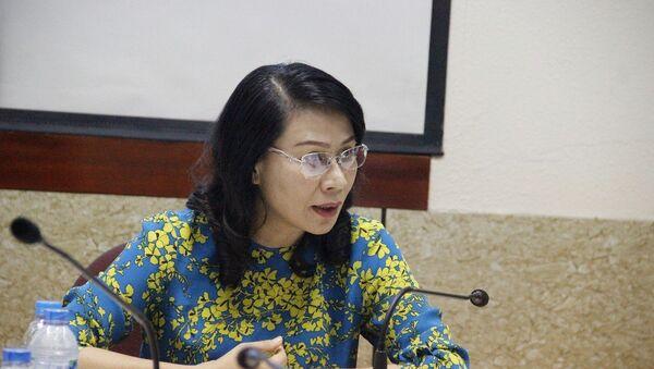 Phó Chủ tịch TP.HCM Nguyễn Thị Thu - Sputnik Việt Nam
