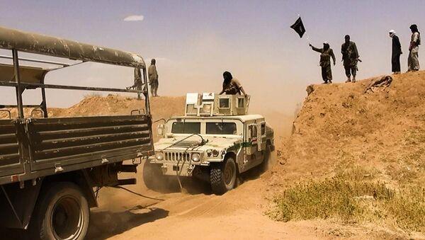 Bộ Tổng tham mưu: ở phía đông Syria, các phần tử IS nằm vùng đã chuyển - Sputnik Việt Nam