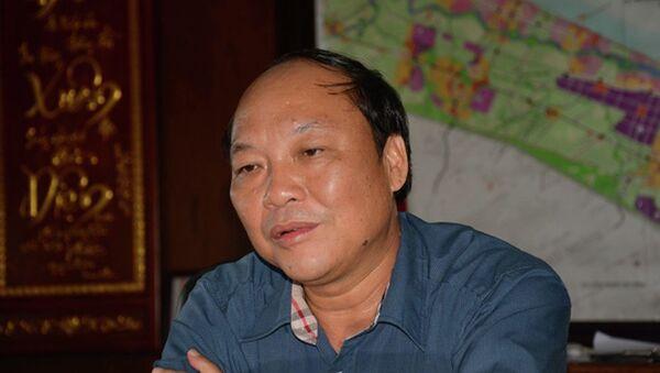 Ông Đỗ Xuân Diện - Sputnik Việt Nam