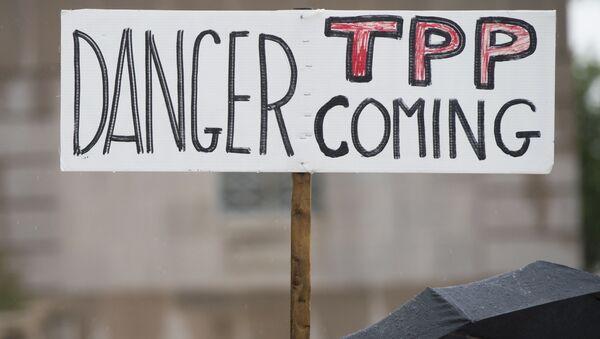 TPP - Sputnik Việt Nam