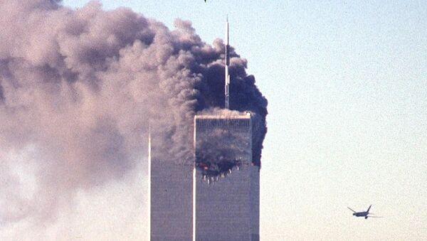 Vụ tấn công khủng bố ngày 11 tháng Chín ở thành phố New York - Sputnik Việt Nam