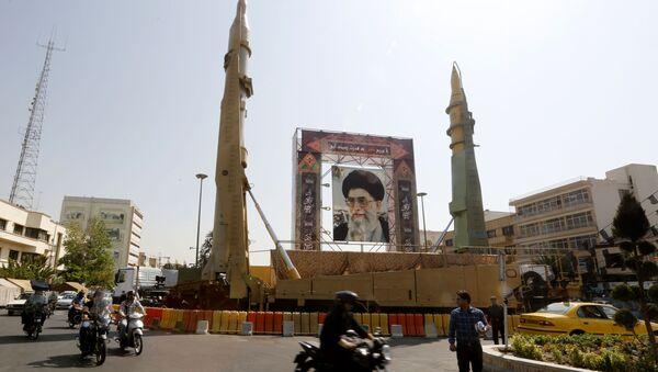 Tên lửa Iran - Sputnik Việt Nam