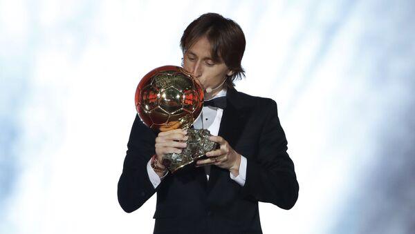 Luka Modric - Sputnik Việt Nam