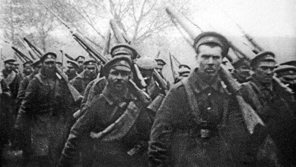 Thế chiến thứ nhất - Sputnik Việt Nam