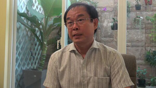Ông Nguyễn Thành Tài - Sputnik Việt Nam
