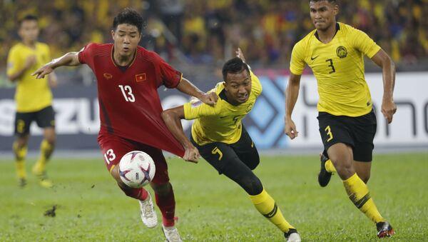 Trận chung kết giữa Việt Nam và Malaysia trong khuôn khổ AFF Suzuki Cup - Sputnik Việt Nam