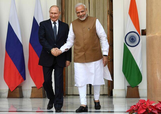 Bộ Ngoại giao Nga khẳng định phát triển hợp tác với Ấn Độ, đặc biệt là lĩnh vực hạt nhân