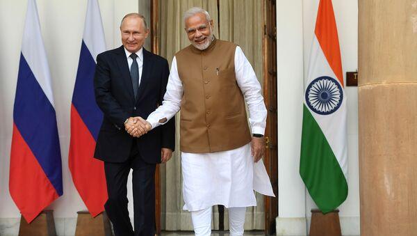 Bộ Ngoại giao Nga khẳng định phát triển hợp tác với Ấn Độ, đặc biệt là lĩnh vực hạt nhân - Sputnik Việt Nam