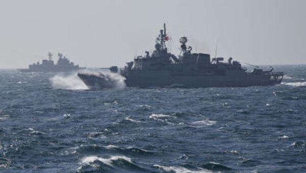 Thổ Nhĩ Kỳ bắt đầu xây dựng căn cứ hải quân trên Biển Đen - Sputnik Việt Nam
