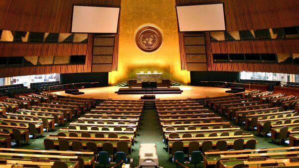 Đại Hội đồng Liên Hiệp Quốc - Sputnik Việt Nam