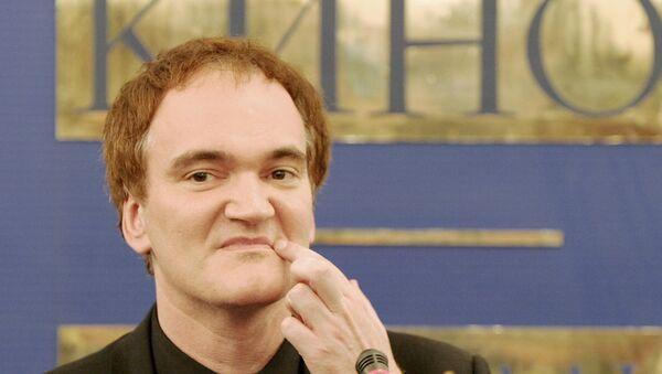 Quentin Tarantino attends press conference - Sputnik Việt Nam