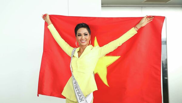 H'Hen Niê - Sputnik Việt Nam