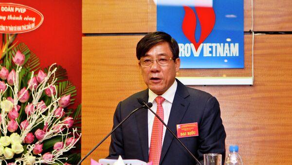 Ông Đỗ văn Khạnh - Sputnik Việt Nam