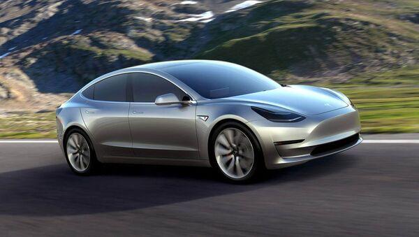 Tesla Motors Model 3 - Sputnik Việt Nam
