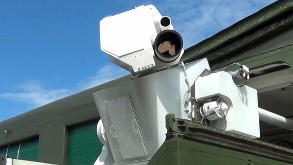 Vũ khí laser Peresvet - Sputnik Việt Nam