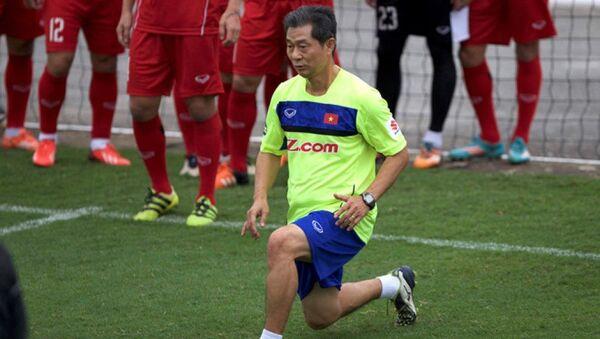 Trợ lý ông Park viết tâm thư chia tay cầu thủ Việt Nam - Sputnik Việt Nam