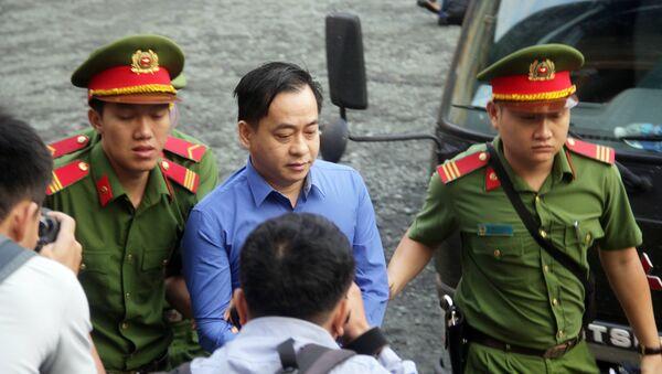 """Vũ """"nhôm"""" Phan Văn Anh Vũ - Sputnik Việt Nam"""