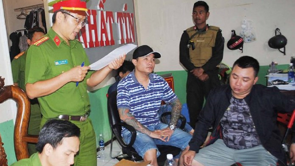 Nhóm người hoạt động cho vay nặng lãi tại Gia Lai vừa bị bắt - Sputnik Việt Nam