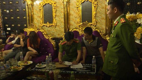Sếp ngân hàng khai uống một viên thuốc lắc trong tiệc sinh nhật - Sputnik Việt Nam