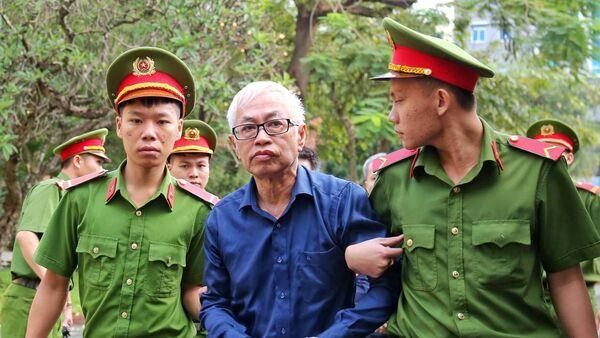 Ông Trần Phương Bình - Sputnik Việt Nam