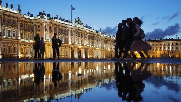 Quảng trường Cung điện, St. Petersburg - Sputnik Việt Nam