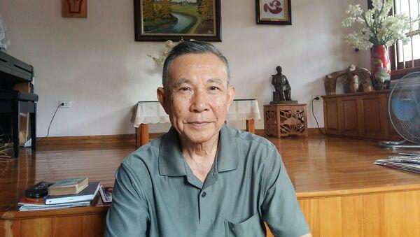 Ông Vũ Quốc Hùng - Sputnik Việt Nam