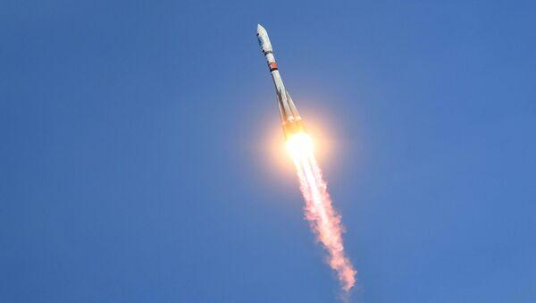 """Phóng tên lửa """"Soyuz-2.1a"""" từ sân bay vũ trụ Vostochny - Sputnik Việt Nam"""