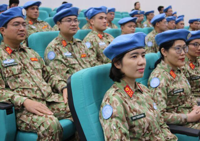 Quân nhân bệnh viện dã chiến cấp 2 số 2 sẽ tham gia hoạt động gìn giữ hòa bình LHQ.