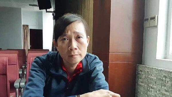 Bị cáo Lưu Mỹ Liên đã kháng cáo kêu oan. - Sputnik Việt Nam