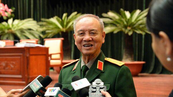 Đại tướng Phạm Văn Trà - Sputnik Việt Nam