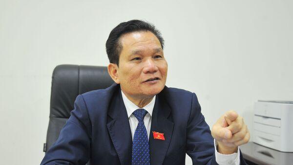 Ông Bùi Sỹ Lợi - Sputnik Việt Nam