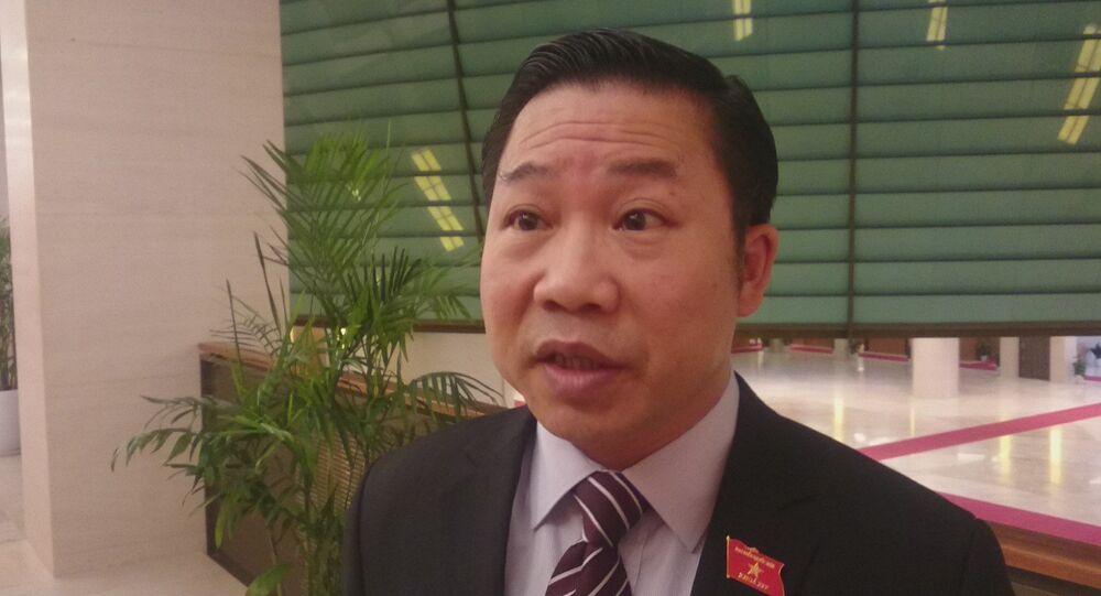 ĐBQH Lưu Bình Nhưỡng